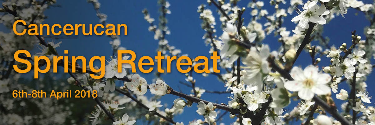 cancerucan spring retreat April 2018